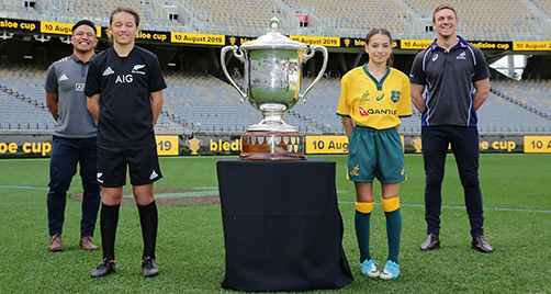 Bledisloe Cup heads to Perth in 2019
