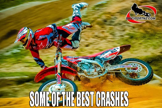 SOME OF THE BEST CRASHES