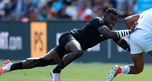 All Blacks Sevens in World Cup final