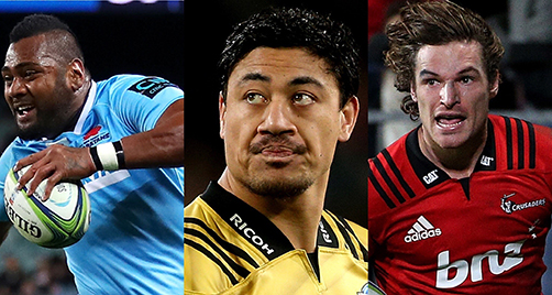 Who will be the top try-scorer?