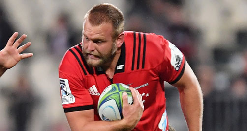 Crusaders come back strong over scrum claims