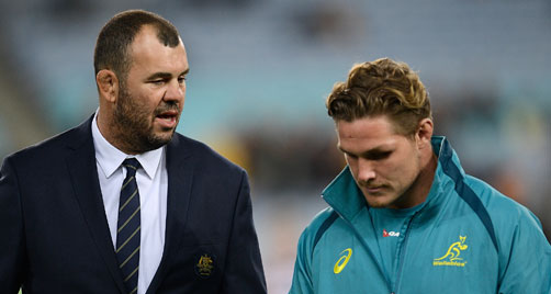 Hooper on track for first Bledisloe Cup Test