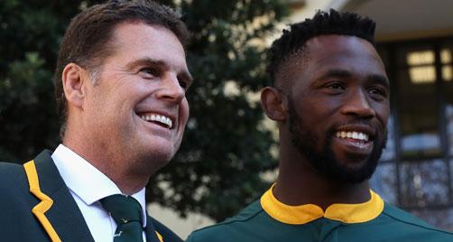 Kolisi to retain Springbok captaincy