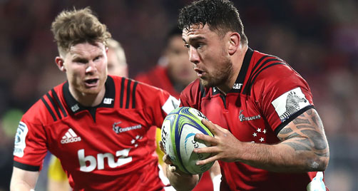Crusaders deserved champions – reaction