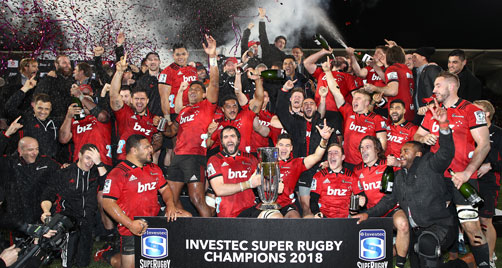 Super Rugby Review: Final