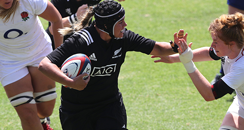 """""""Amazing feeling to play at Eden Park"""" – Eloise Blackwell"""