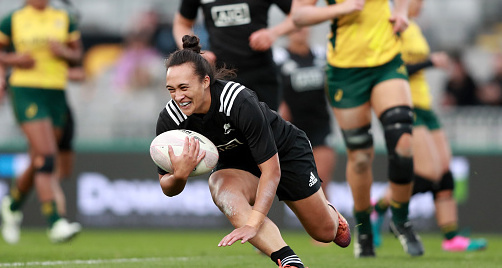 Black Ferns sweep Australia