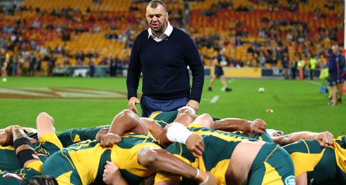 Wallabies confident with improved scrum
