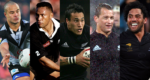 Eleven former All Blacks lace up for NZ Barbarian Legends