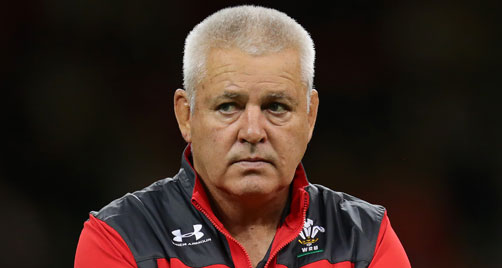 Wales have side to win World Cup – Gatland