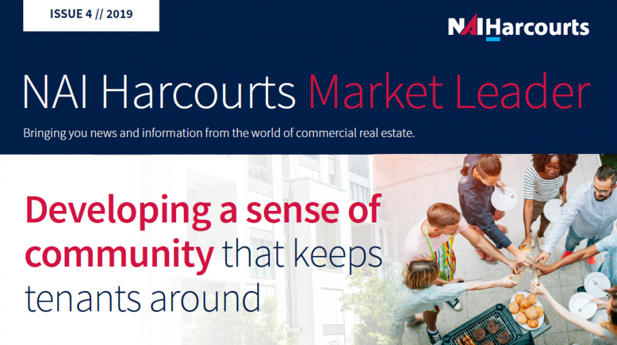 NAI Harcourts Market Leader November 2019