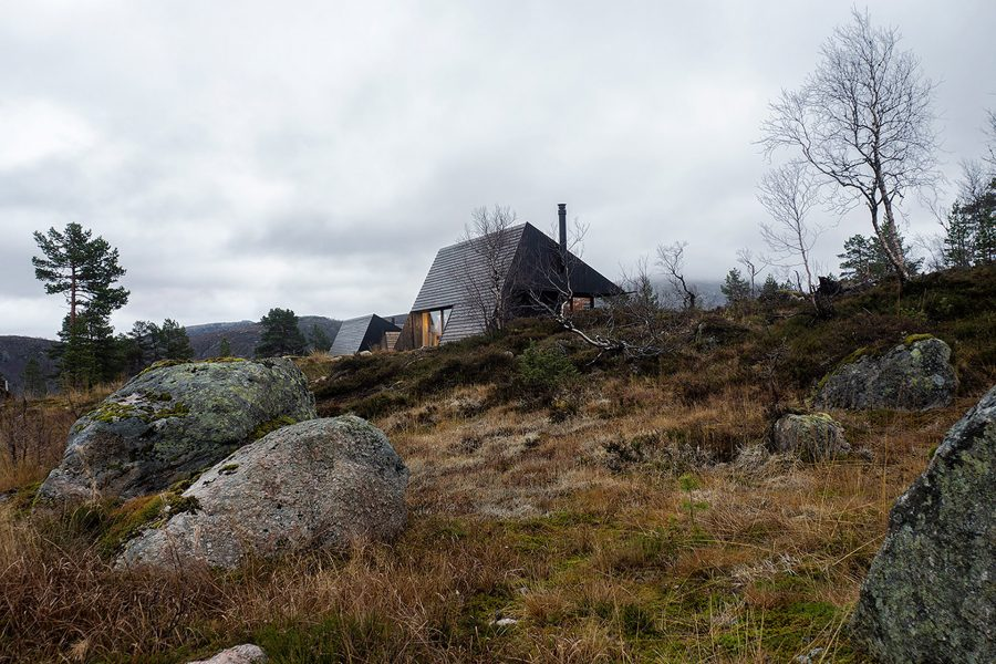 Sirdal Twin Cabins